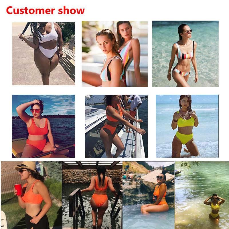 Instantarts Leuke Corgi Pug Beagle Patroon Vrouwen Badpakken Zomer Beachwear Sport Bikini Tropische Honden Print Badpakken