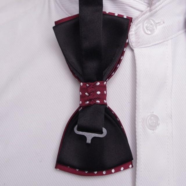 Bowtie Formal Necktie for Men 3
