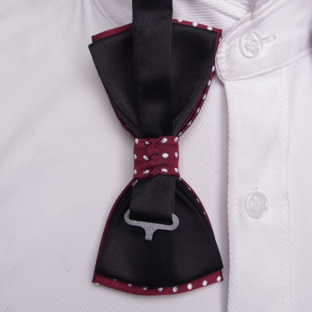 Bowtie men formal necktie boy Men's Fashion business wedding bow tie Male Dress Shirt krawatte legame gift 4