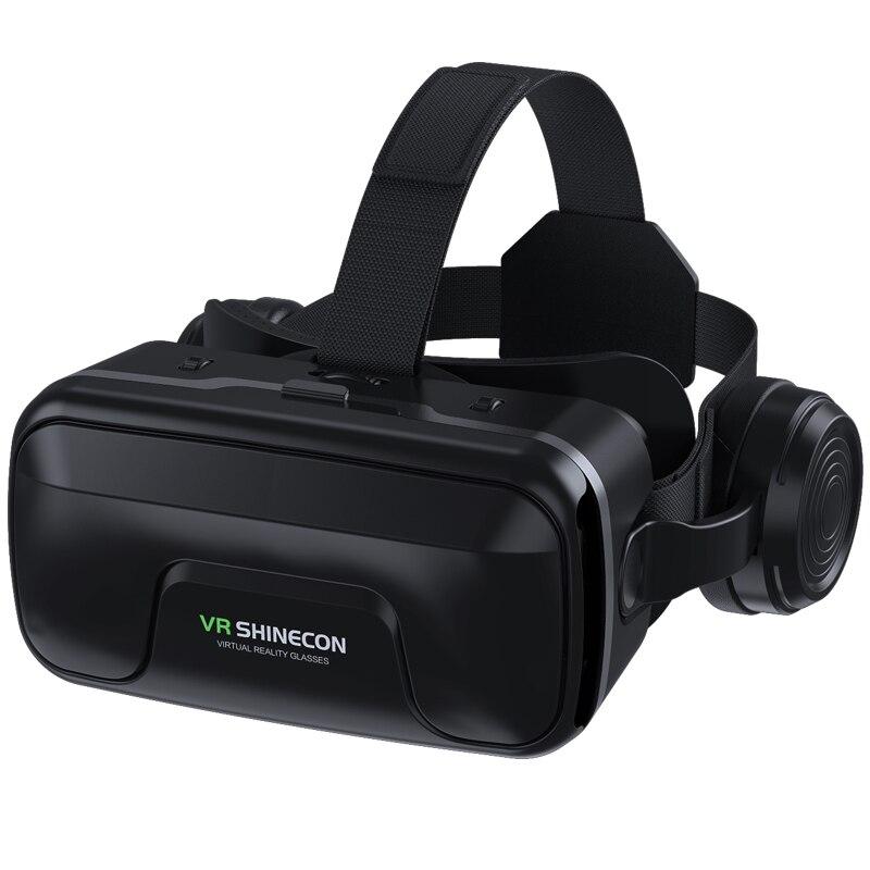 Casque 3D de réalité virtuelle