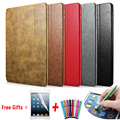 Original Icarer Smart Tablet Folding Cover for Apple iPad Pro 9.7 inch Case Real Hand Made PU Leather For iPad Pro 9.7 inch Case