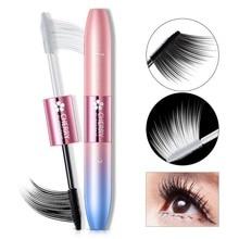 ROREC Curling Thick Mascara Eyelashes Make up Waterproof long-lasting mascara Eyelash Extension Makeup Cosmetic gel цены онлайн