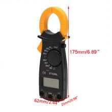 DT3266L цифровой клещи мультиметр Напряжение Ток Сопротивление тестер