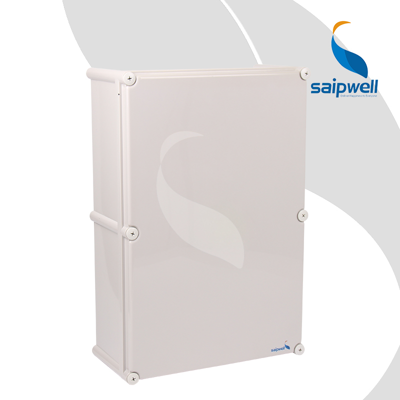 560*380*185mm Plastic Screw Design ABS Enclosure / Saipwell Industrial Waterproof Box (SP-02-563818) цены