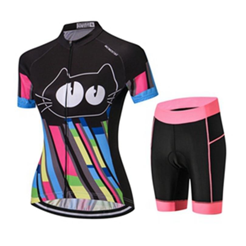 2018 Men Shirt Cycling jersey Weimostar Bicycle Clothing Bib Shorts cycling set