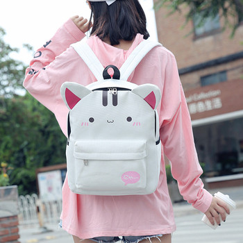 Schoolbag female Korean version Harajuku Harajuku student campus fresh cute backpack Fashion Backpacks