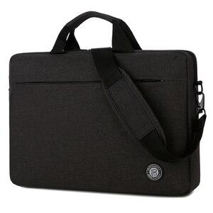 "Image 3 - 2020 ใหม่ยี่ห้อBrinchกระเป๋าแล็ปท็อป 13 "",14"",15 "",15.6 นิ้ว,messengerกระเป๋าถือสำหรับMacBook Air Pro,จัดส่งฟรี 330"