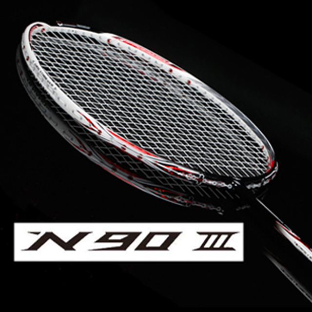 Badminton Racket Light Carbon Sports Badminton Racquet + String + Grip