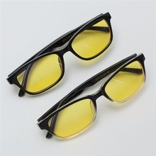 Nueva PC del Lleno-Borde Gafas De Equipo Radiación UV Gafas De Protección Gafas Anti-fatiga De Cara Diferente