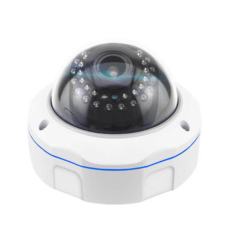 SSICON 4MP 4x зум 2,8-12 мм объектив варифокальная купольная камера AHD IR расстояние 30 м Металл Антивандальная домашняя камера видеонаблюдения аналоговая