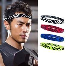 Outdoor Sports Protective Gear Headband Sport Sweat Belt Hair Band men women GMT601