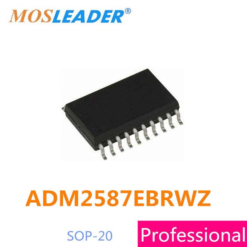 Mosleader ADM2587EBRWZ SOP20 50PCS ADM2587E Original High quality