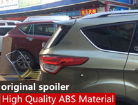 new design Stable type big spoiler for ford focus hatchback 2012 2013 2014 2015 2016 2017 by unpaint or Lacquer color