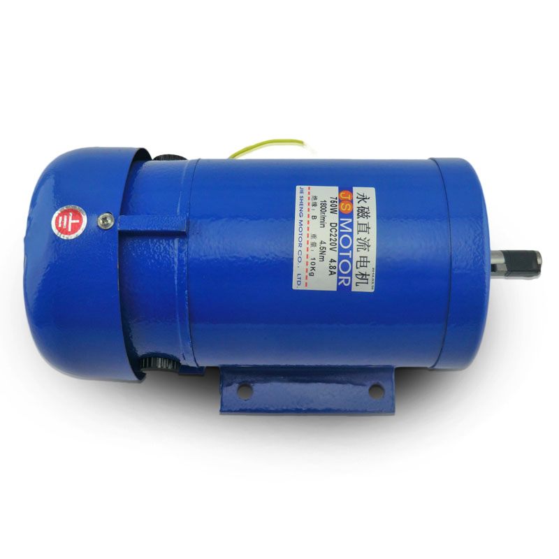 JS-ZYT31 DC high torque DC motor speed control lathe motor speed 1800 rpm power DC220V / 750W Power Tool Accessories цена