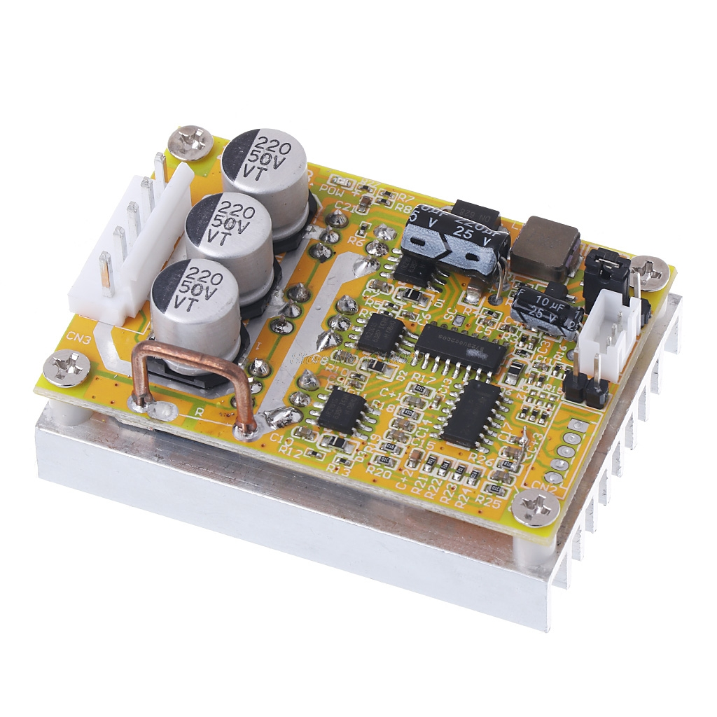 350W 5-36V DC Motor Driver Brushless Controller BLDC Wide Voltage High Power Three-phase Motor Controller купить в Москве 2019