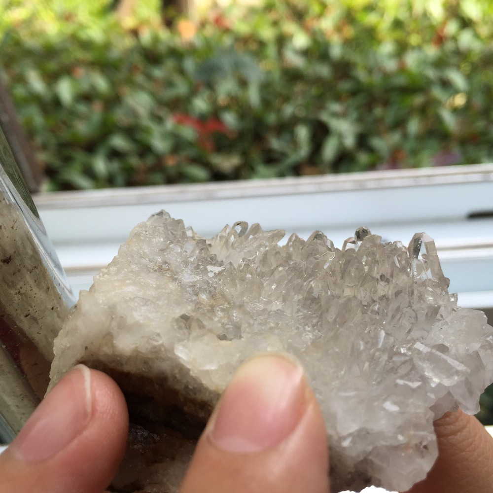 Is quartz considered a natural stone - 126g Min Size Crystal Specimen Cluster Natural Stone And Minerals Gifts Use For Home Decor