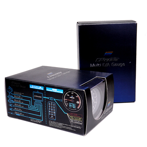 Image 5 - Medidor de pressão greddi para honda city, medidor de pressão turbo civic 2005 2006 2008 ek accord 7 2008 60mm