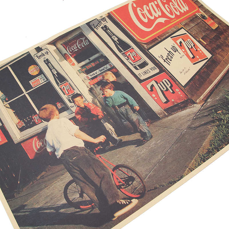 DLKKLB الرجعية المشارك الأمريكية الشارع متجر المشارك خمر كرافت ورقة بار مقهى الديكور ملصقات جدار اللوحة غرفة الديكور
