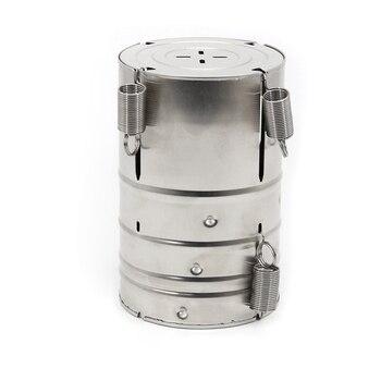Round Shape Stainless Steel Ham Press Maker