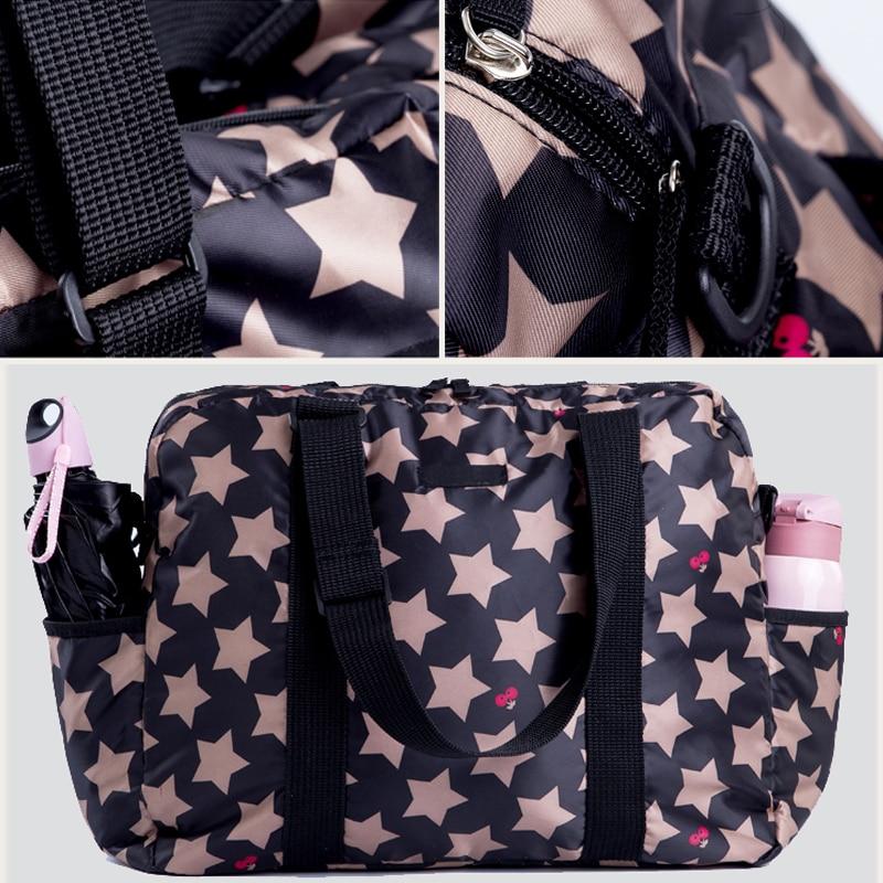 Τσάντα για παπλωματοθήκες Mummy τσάντα - Πάνες και εκπαίδευση τουαλέτας - Φωτογραφία 3