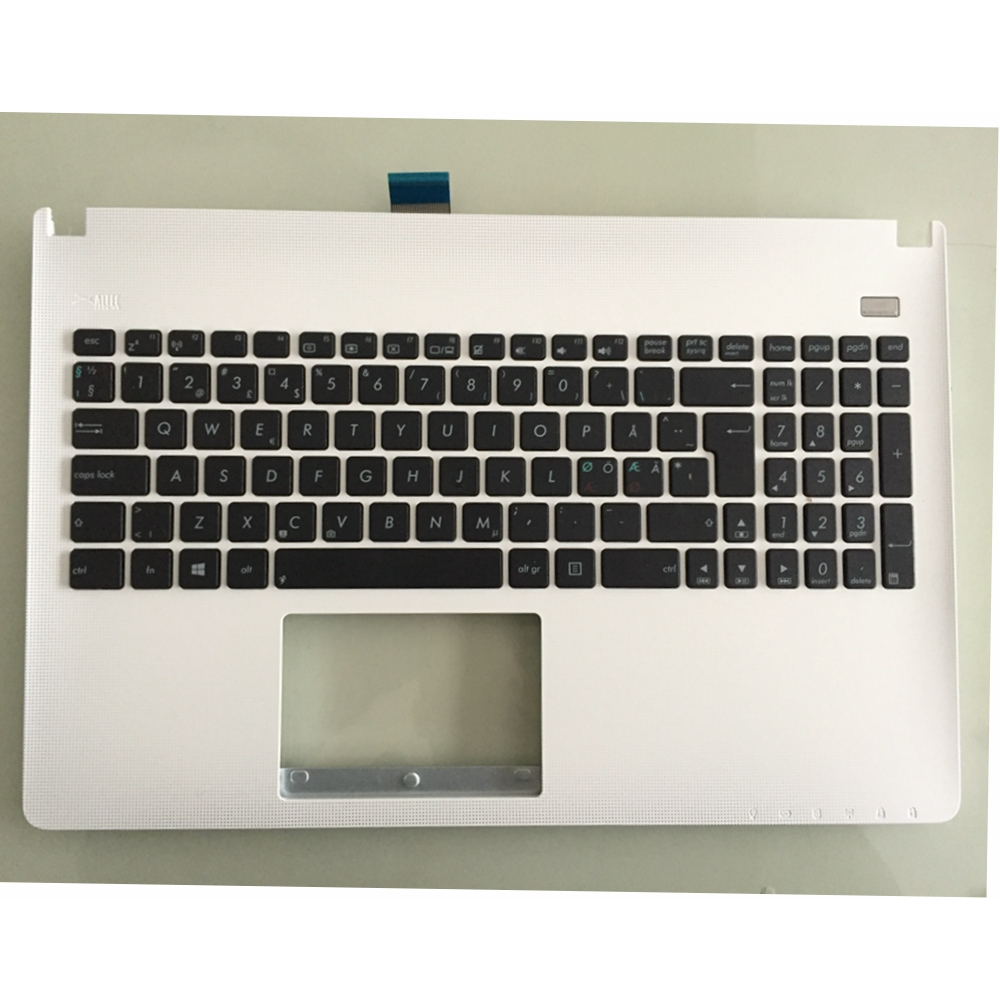 Foreign laptop keyboard FOR ASUS X501 X501A X501U X501XI X502 X501EI X552C X501XEY582C Y581L D552C K550D X550CC With C shell samsung rs 552 nruasl