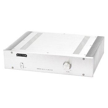 Алюминиевый корпус BZ3608A с двухсторонним радиатором/аудио усилителем/корпусом усилителя мощности DIY