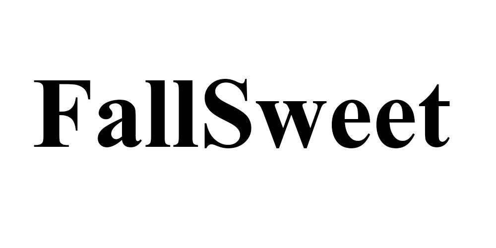 Лого бренда fallsweet из Китая