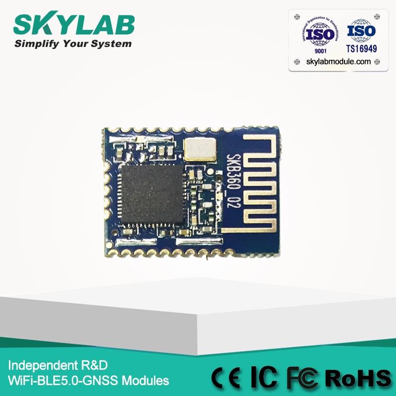 Skylab Skb360 Mät vatten / batteri / temperaturnivå App Nrf51822 - Bilelektronik - Foto 3