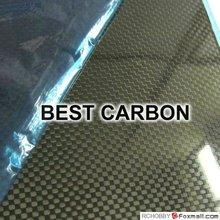 2mm x 250mm x 400mm 100 Carbon Fiber Plate cf plate carbon sheet carbon panel