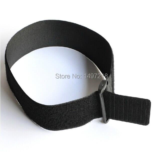 botão de Plástico Hook & Loop fita mágica com fivela