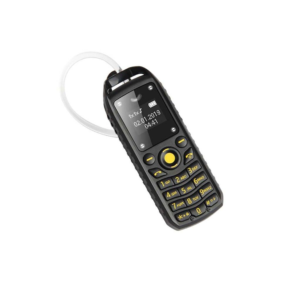 Image 3 - UNIWA B25 Unlocked Mobile Phone Super Mini Small 2G GSM Cellphone Bluetooth Wireless Earphone Kid 380mAh Battery Mobile PhoneCellphones   -