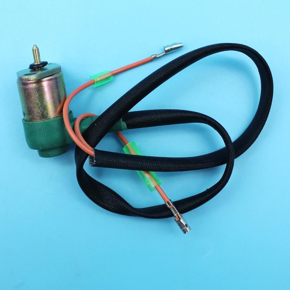 medium resolution of carburetor solenoid wire assy for honda gx340 gx390 11hp 13hp chinese 188f generator engine motor e 5000 e 6500
