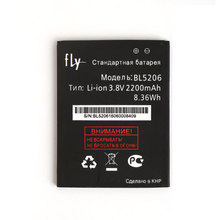 Fly BL5206 Battery 2200mAh Power Bank Bateria Original Replacement High Quality For Mobile Phone Accessories