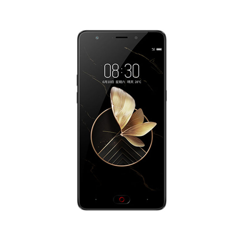 Nubia M2 4gb 128gb Global GSM/WCDMA/LTE Quick Charge 3.0 Octa Core Fingerprint Recognition