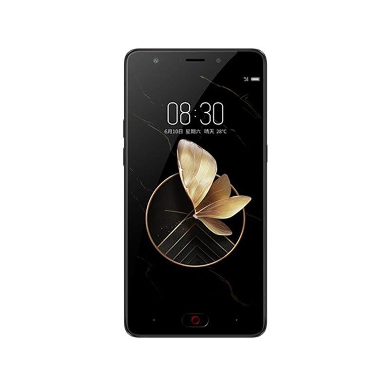Nubia Original Global M2 Rom 4G LTE téléphone Mobile MSM8953 Octa Core 5.5 pouces double arrière 13.0MP grande batterie 3630 mAh identification d'empreintes digitales