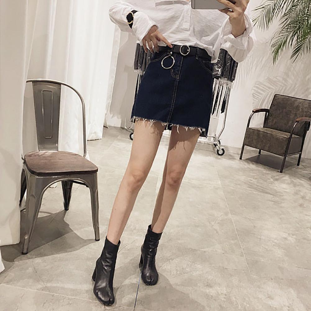 Female Waist   Belt   Ceinture Femme Fashion Punk Jeans Waistband Big O Ring   Belts   for Women Girl Solid PU Leather Strap Wasit
