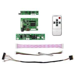 Image 2 - VS TY2660H V1 17 인치 LCD 화면 용 1920x1200 해상도 LTN170CT10 LP171WU6 HD MI LCD 컨트롤러 보드