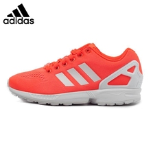 Original New Arrival Adidas Originals ZX FLUX EM Men's Skateboarding Shoes Sneakers(China)