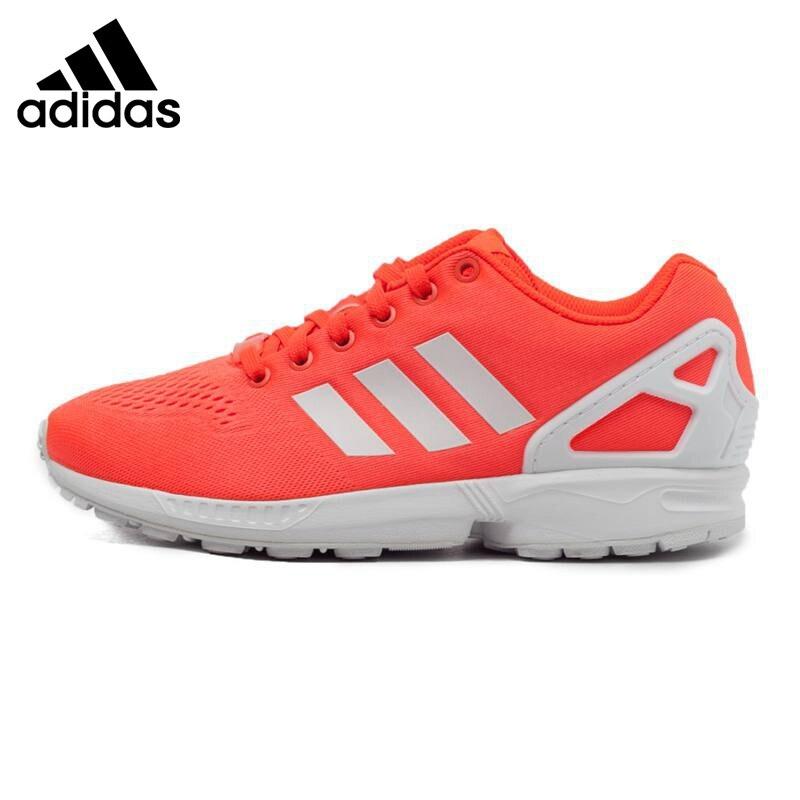 Prix pour Original Nouvelle Arrivée Adidas Originals ZX FLUX EM Hommes de Planche À Roulettes Chaussures Sneakers