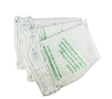 12Pcs Vacuum Cleaner dust HEPA  bag paper bag for VORWERK VK135 VK135-1 VK136  FP135  FP136 KOBOLD135 KOBOLD136 Delonte VK369 12 pcs lot vacuum cleaner bags dust bag for vorwerk vk135 vk136 fp135 fp136 kobold135 kobold136 vk369