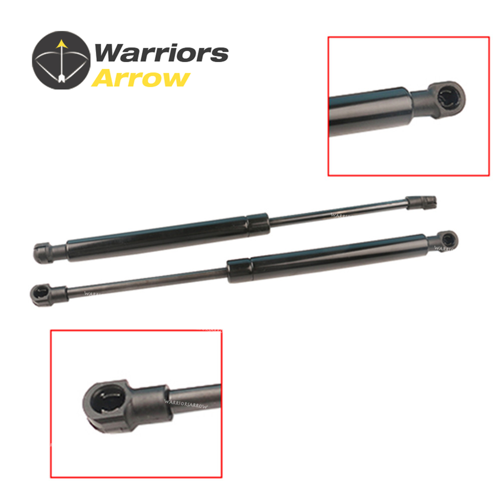 Qty 2 Trunk Lid Shock Strut Damper Lift Support for BMW E46 Coupe 330Ci 325Ci M3