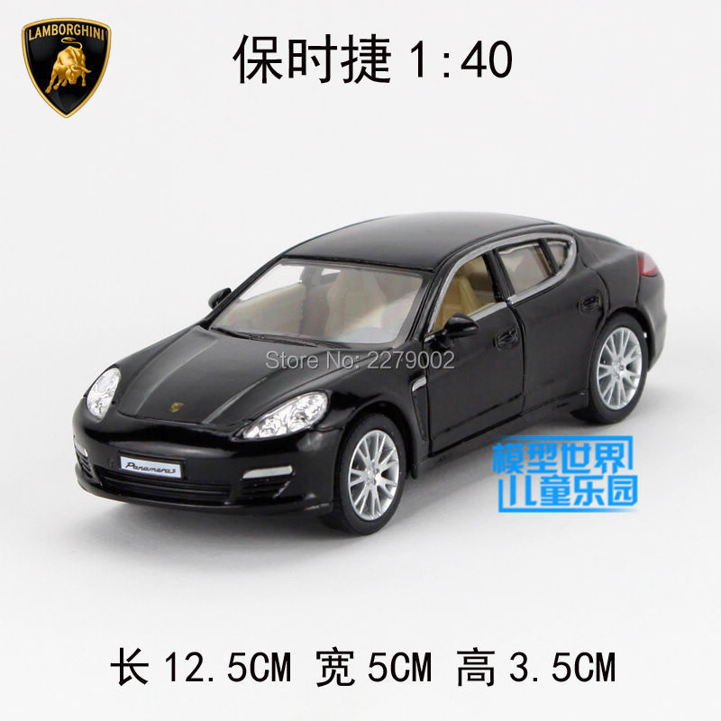 KINSMART Die Cast Metal Models/1:40 Scale/Panamera S toys/for children's gifts or for collections