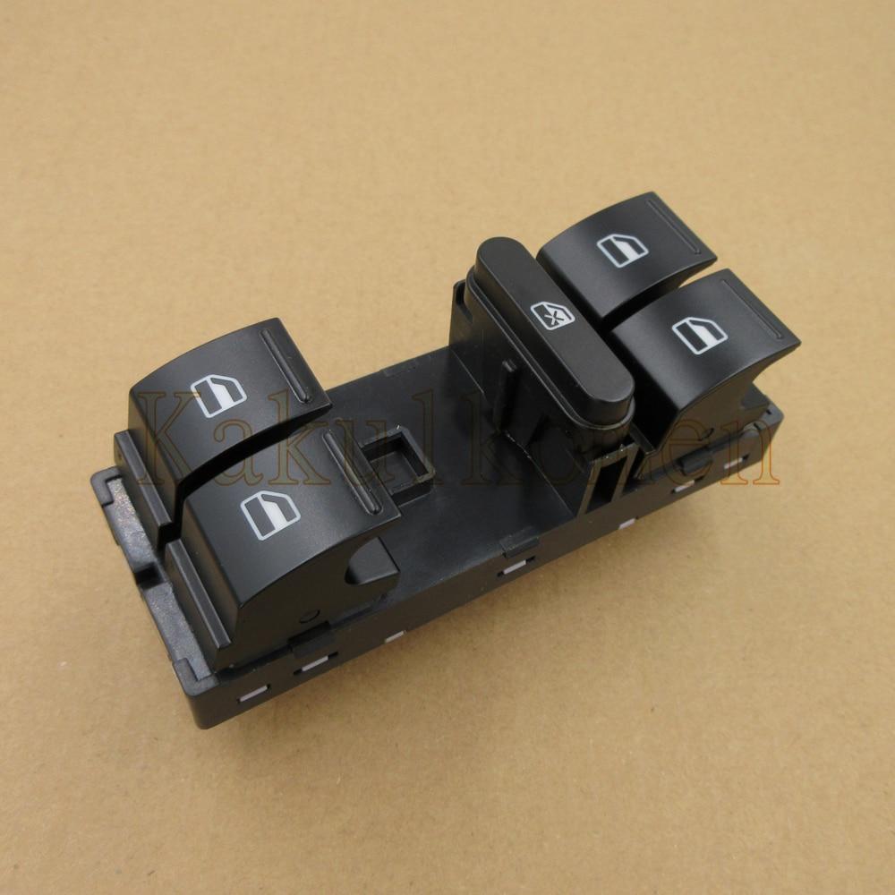 Power Window Lifter Master Control Switch 5JD959858 5JD 959 858 REH 5JD959858REH For Skoda Fabia Octavia SuperB Yeti Volkswagen