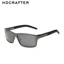 hot sale 2017 HDCRAFTER Women/man Fashion Retro Vintage Unisex Trendy Cool travel Sunglasses UV400   free shipping
