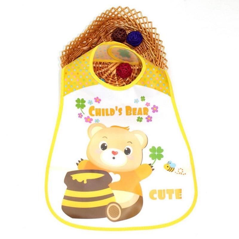 Реттелетін Baby Bandana Bibs EVA пластиктен су - Балаларға арналған киім - фото 6