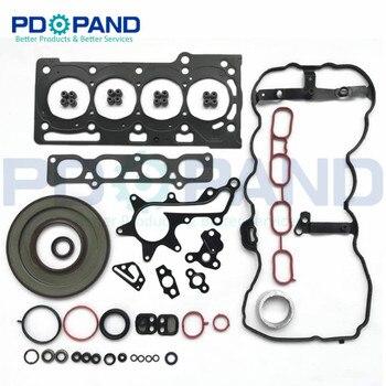 1NR 1NR-FE Motor Reconstruir Revisão Kit de Vedação 04111-47054 para Toyota YARIS/Auris/URBAN CRUISER VERSO 16V 1329cc 2009-
