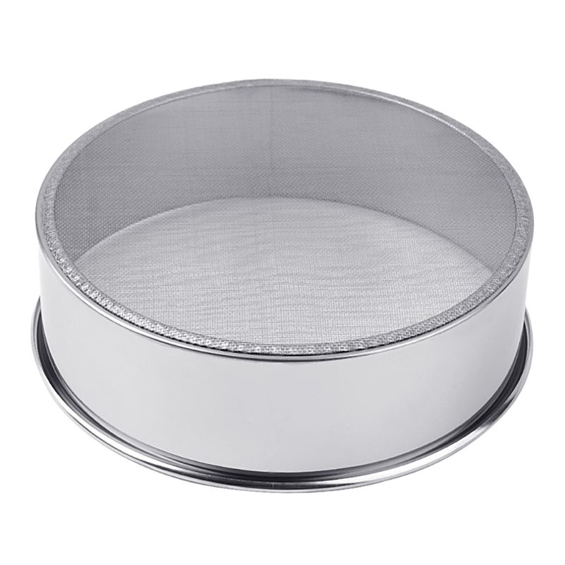 1 Pc Stainless Steel Fine Mesh Oil Strainer Flour Colander Sifter Sieve Cake Baking Cooking Kitchen Tool