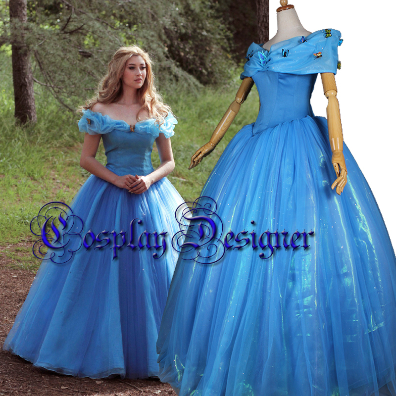 Costume cendrillon adulte pas cher robe de princesse pour - Robe disney adulte ...