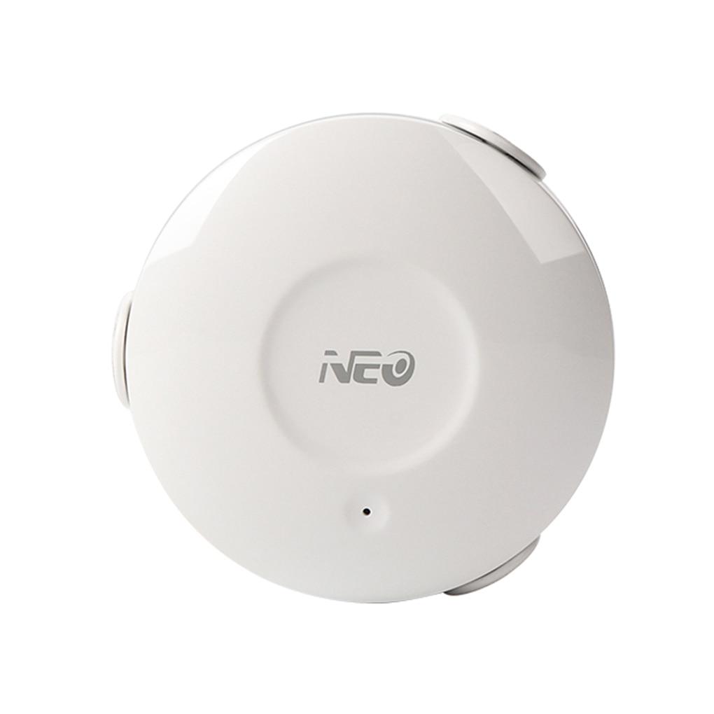 NEO Coolcam Smart WiFi Water Flood Sensor IP67 Waterproof Water Leakage Wi-Fi Detector App Notification Alerts for Smart Home 140f1142 devireg smart интеллектуальный с wi fi бежевый 16 а