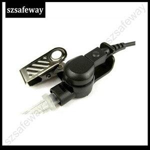 Image 3 - Walkie Talkie Acoustic Tube Earpiece Surveillance kit Headset For Motorola DP2400 DP2600 XPR3300 XPR3500 XIR P6620 XIR P6600